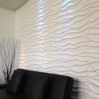 PANEL DECORATIV 3D - BEACH