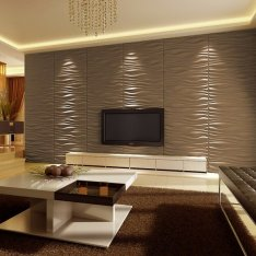 PANEL DECORATIV 3D - INREDA