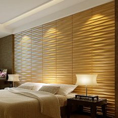 PANEL DECORATIV 3D - BRANDY