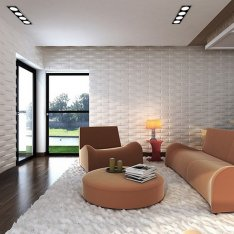 PANEL DECORATIV 3D - FEELINGS